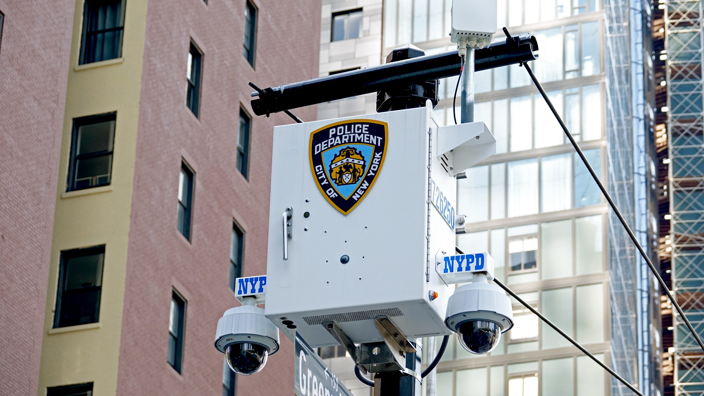 How the New York Police Department uses Facial Recognition.