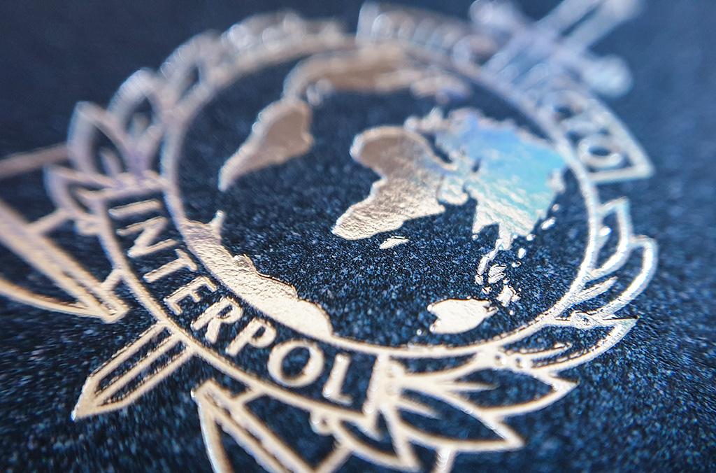 Interpol Facial recognition