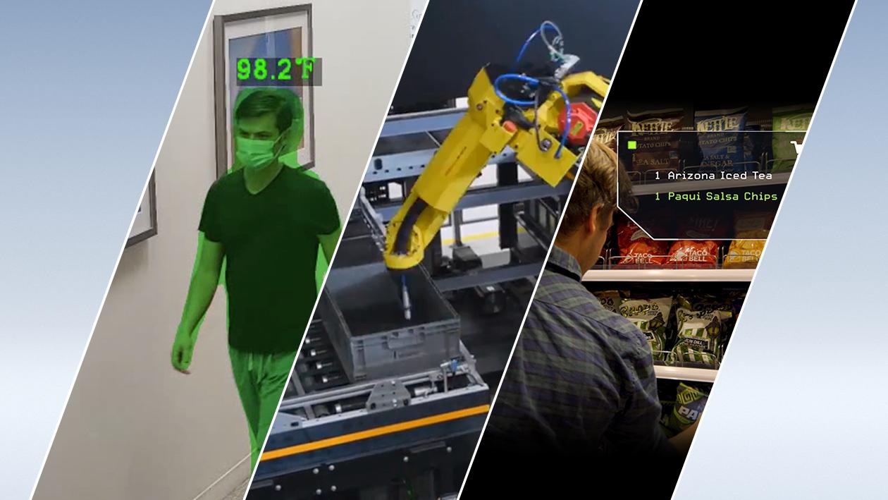 The Future  – autonomous machines, super-intelligent AIs and sprawling virtual worlds